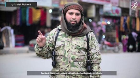 """Haben wir Euch nicht gewarnt?"" Abu Hanifa al-Belgiki"