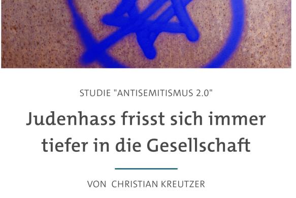 swraktuell Antisemitismus